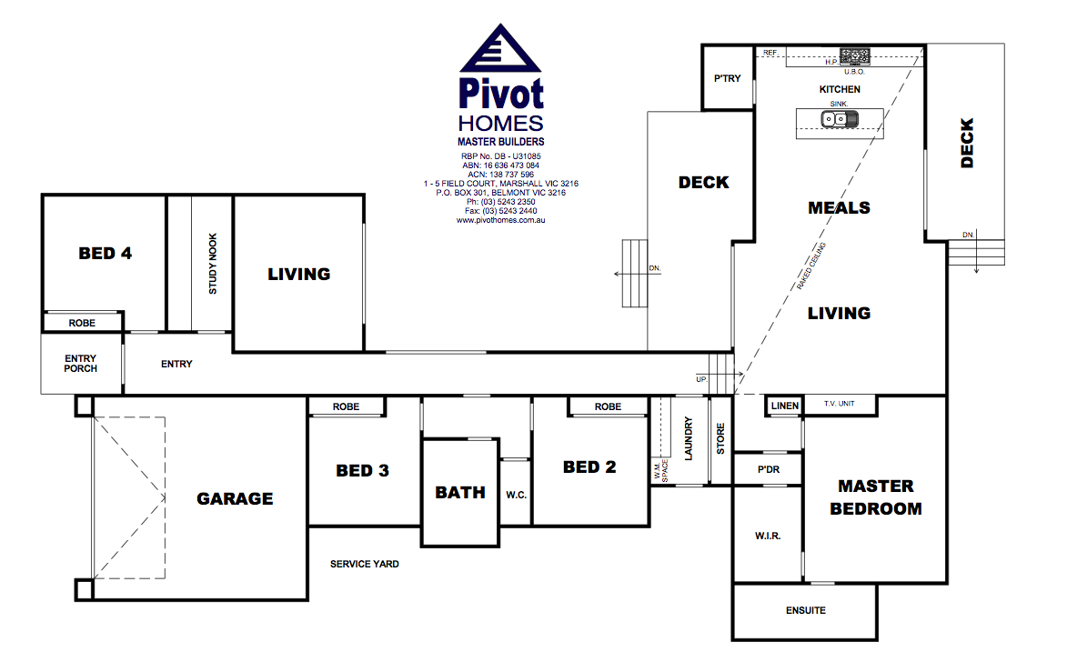 The building process with pivot homes lot 271 for Pivot home designs